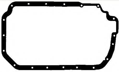 BGA OP7393 Прокладка масляного поддона