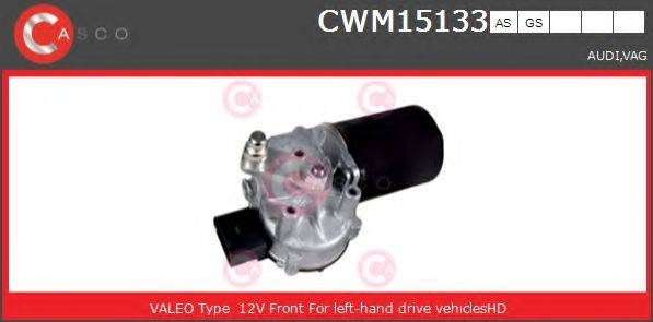 CASCO CWM15133AS Моторчик стеклоочистителя