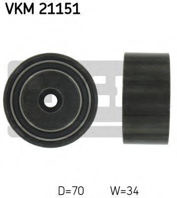SKF VKM21151 Паразитный ролик ремня ГРМ