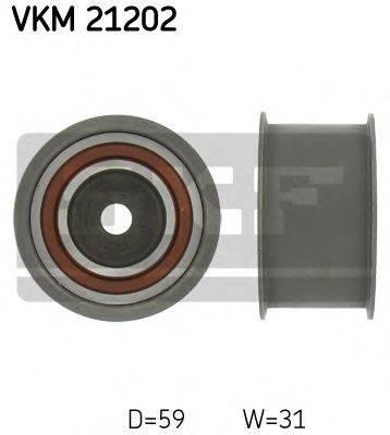 SKF VKM21202 Паразитный ролик ремня ГРМ