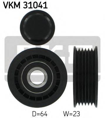 SKF VKM31041 Паразитный ролик