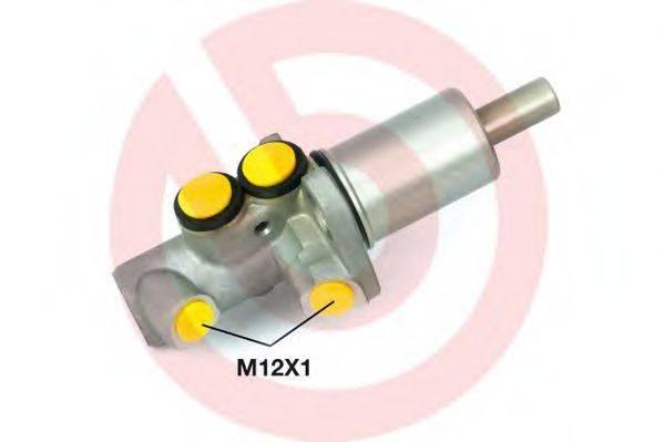 BREMBO M85004 ГТЦ (главный тормозной цилиндр)