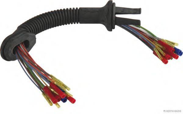 HERTH+BUSS ELPARTS 51277043 Ремонтный комплект, кабельный комплект