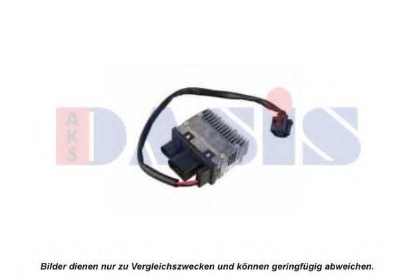 AKS DASIS 048121N Блок управления, эл. вентилятор (охлаждение двигателя)