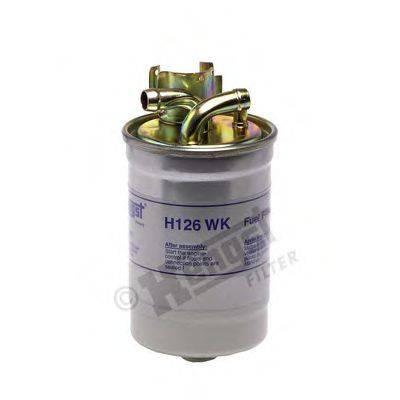 HENGST FILTER H126WK Фильтр топливный