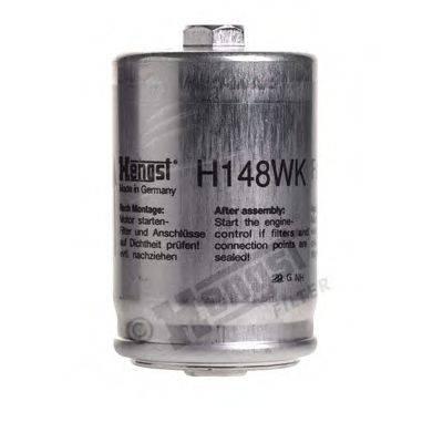 HENGST FILTER H148WK Фильтр топливный