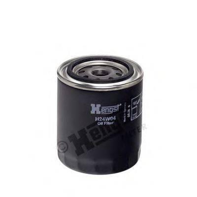 HENGST FILTER H24W04 Масляный фильтр двигателя
