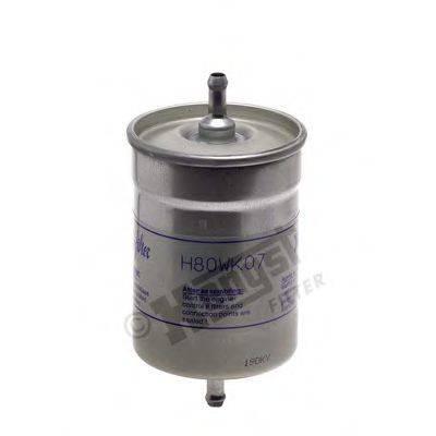 HENGST FILTER H80WK07 Фильтр топливный