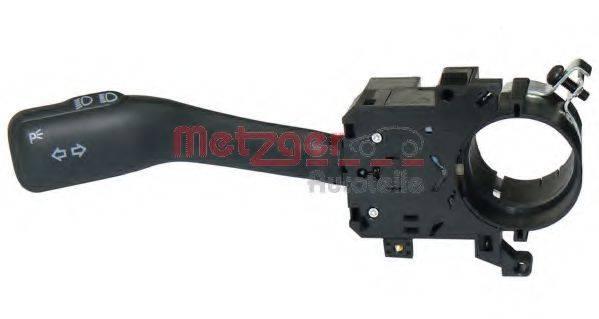 METZGER 0916048 Переключатель указателей поворота; Выключатель на колонке рулевого управления