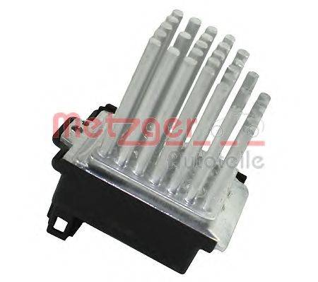 METZGER 0917020 Блок управления, отопление / вентиляция