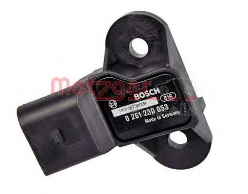 METZGER 0906113 Датчик давления, усилитель тормозной системы